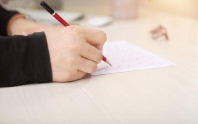 Prüfung – Mit einem Lerntest bereitest du dich optimal vor